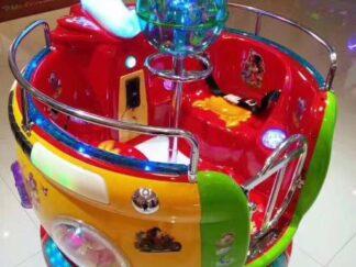 Cup Carousel Kids Train-2