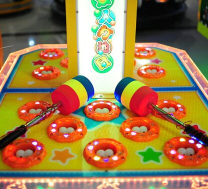 Double Play Haster Machine-3