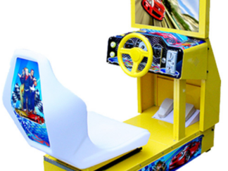 Kids Racing Car Machine-1