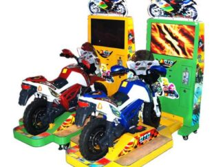 Motorcycle racing car-5