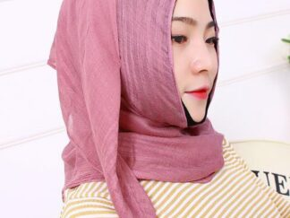 Musilm lady scarf-1
