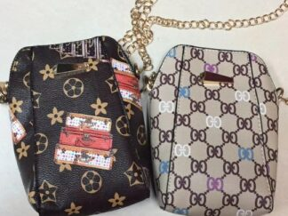 PU Pattern Lady bag-1