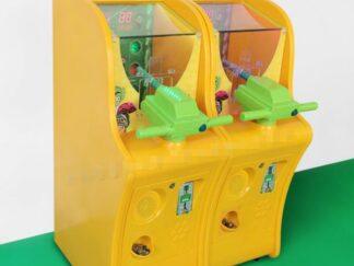 Plastic gun zombie glass ball pinball machine-2