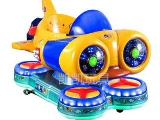Rocket Carousel Kids Train-1
