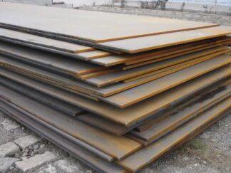Hot-rolled Sheet Steel-2