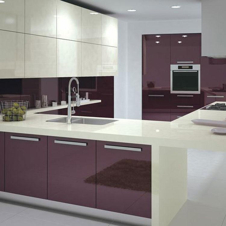 New Commercial Aluminium Kitchen Cabinet Designs Manufacturer Al Stock