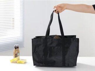 Multifunctional portable shopping bag-4