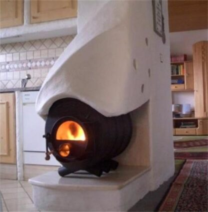Fireplace stove-1