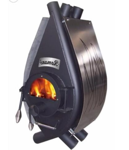 Fireplace stove-2