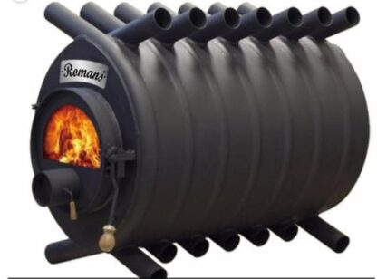 Fireplace stove-4