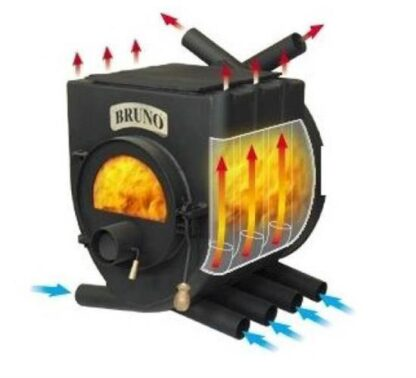 Fireplace stove-7