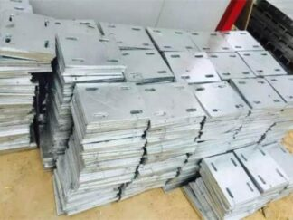 Galvanized steel embedded steel plate-4