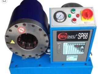 High pressure hose press equipment system-1