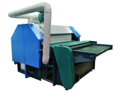 Multi level cotton fine dust-free flower machine-1