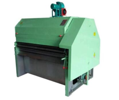 Multi level cotton fine dust-free flower machine-3