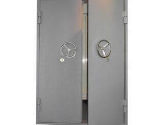Steel explosion-proof door-2