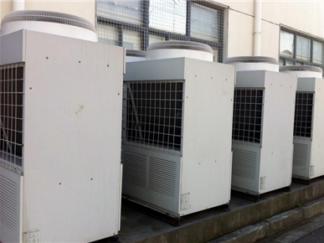Second-hand central air conditioning
