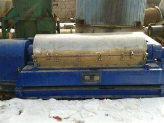 Used decanter centrifuge-2