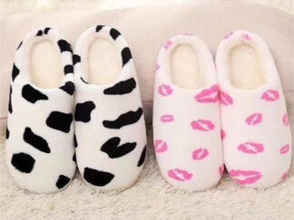 Cotton slippers-1