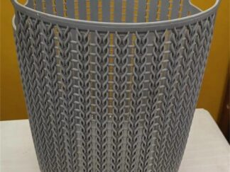 Thicken Round shape trash Can-3