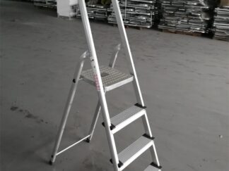 aluminium folding portable ladder-3