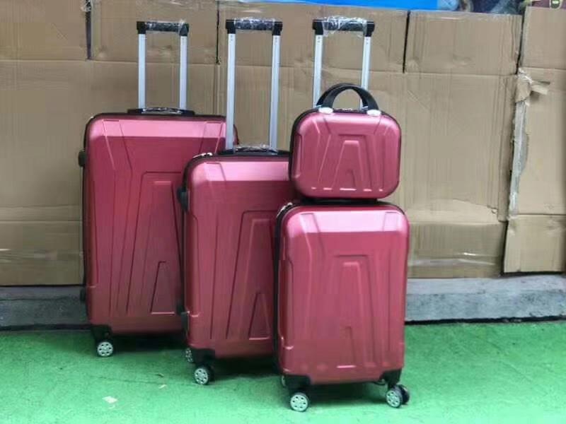 4pcs set luggage-3