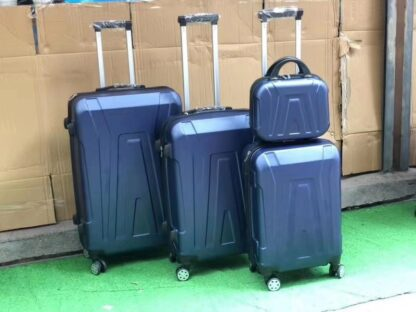 4pcs set luggage-4