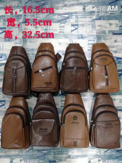 Leather Cheast Bag-1