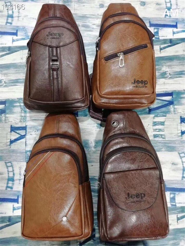 Leather Cheast Bag-2