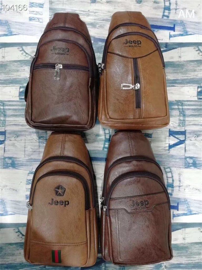 Leather Cheast Bag-3