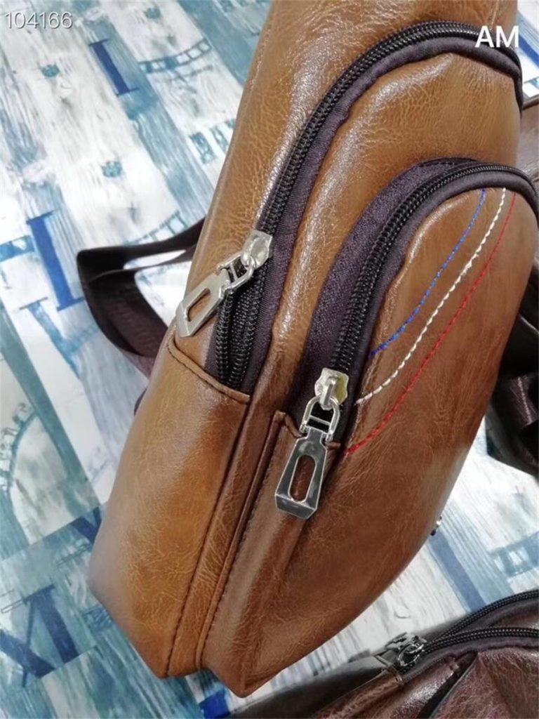 Leather Cheast Bag-4