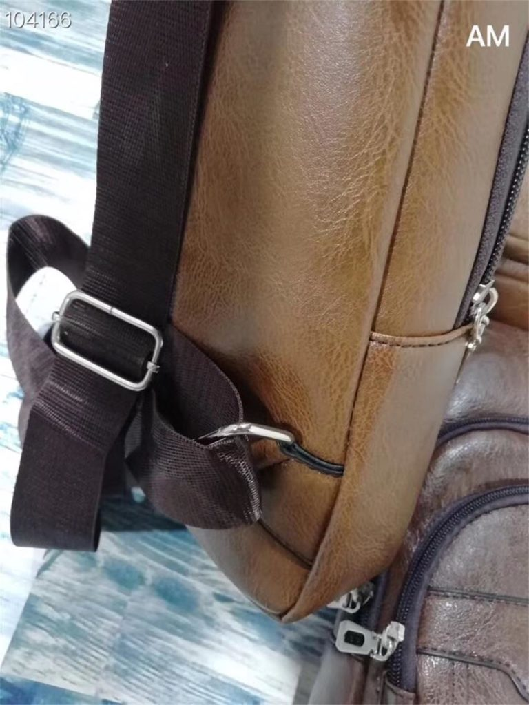 Leather Cheast Bag-8