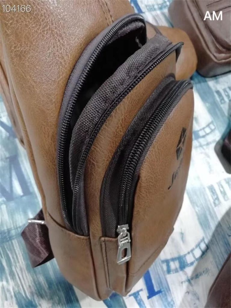 Leather Cheast Bag-9