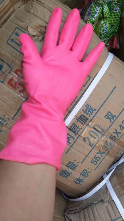 PU Warm Gloves-3